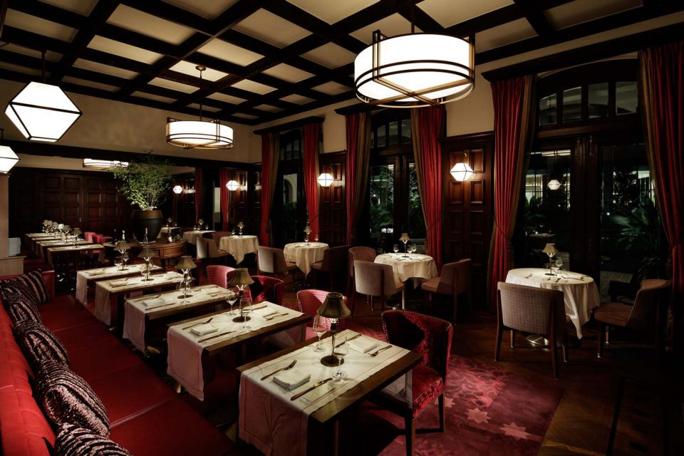 赤坂プリンス クラシックハウス レストラン