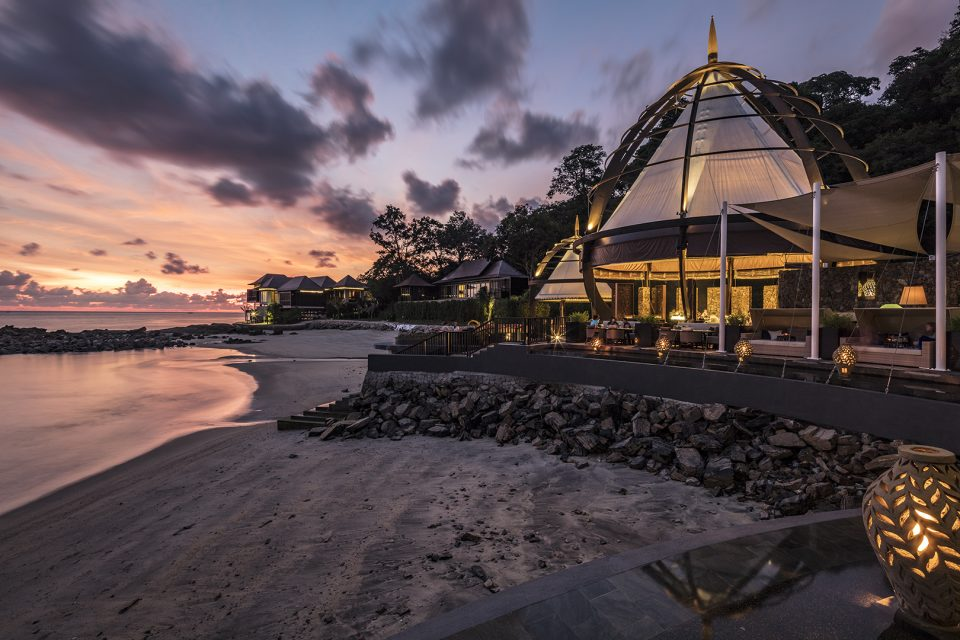 "The Ritz-Carlton Langkawi  ""Beach Grill & Bar"""