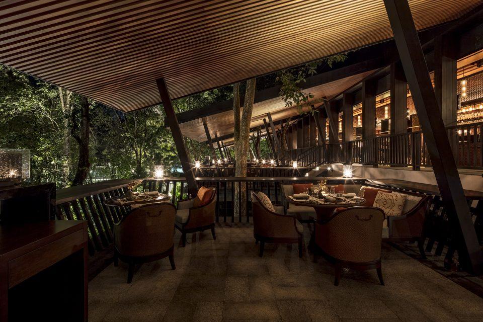 """The Ritz-Carlton Langkawi """"Langkawi Kitchen"""""""