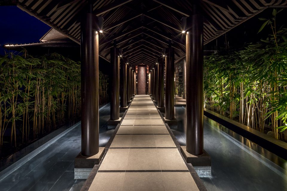 "The Ritz-Carlton Langkawi      ""Hai Yan"""
